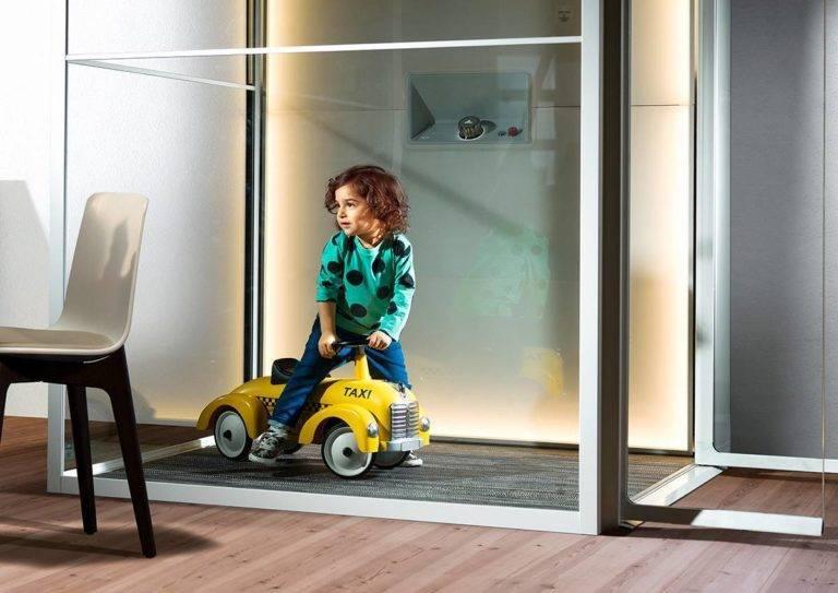Aritco-HomeLift-Child-car-Landscape-TKS-Heis